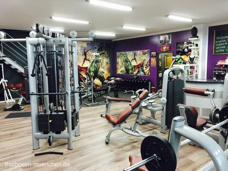 Fitnessstudio vom SportclubSendling