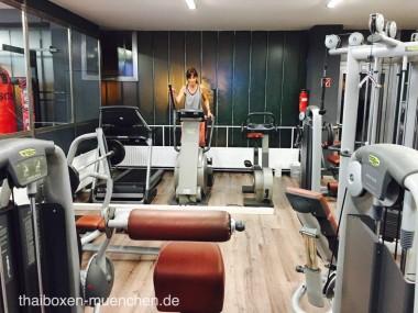 Laufband im SCS-Fitnessstuio