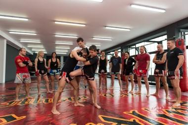 Muay Thai Techniken lernen