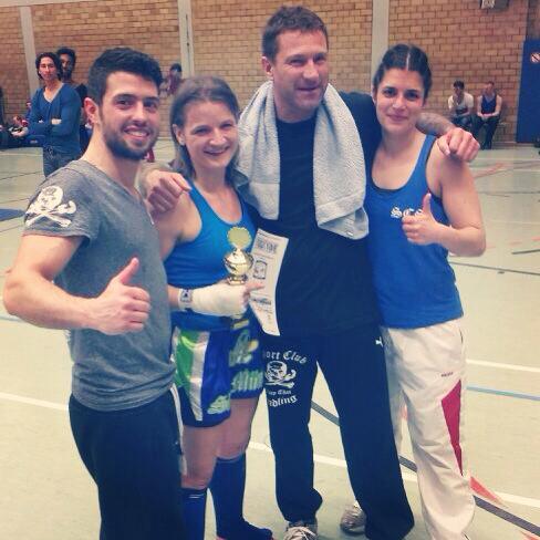 bayerische Muay Tha Meisterschaft 2014
