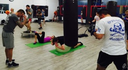 Box Zirkeltraining
