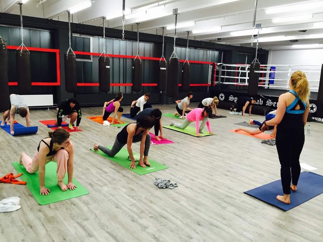 Yoga Training in München