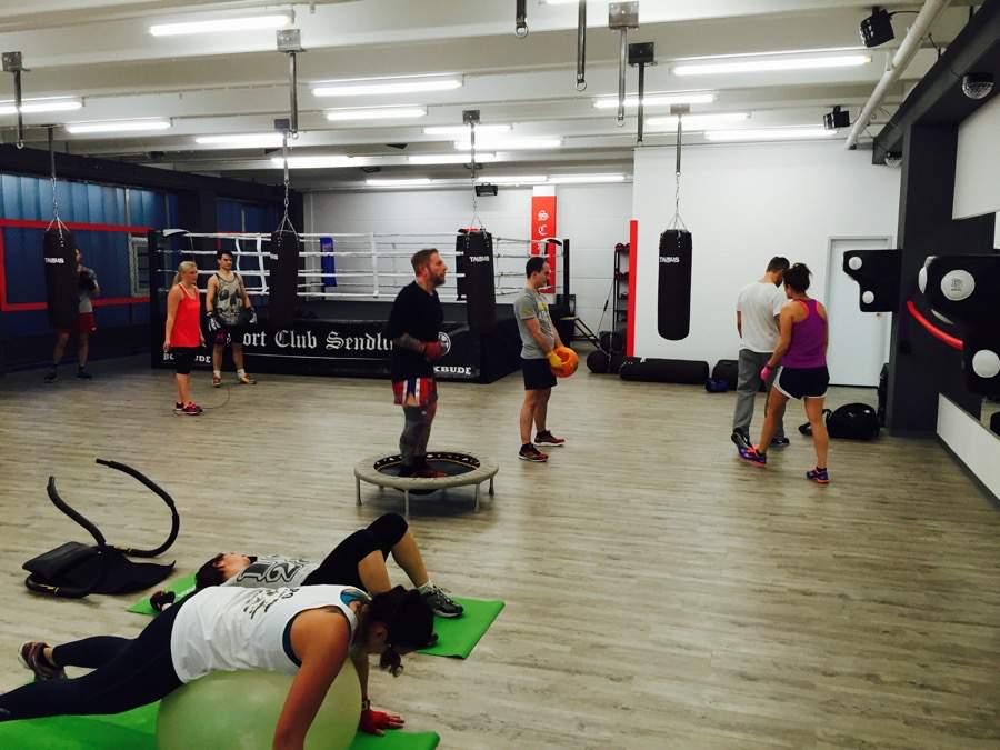 Fitness-Uebungen