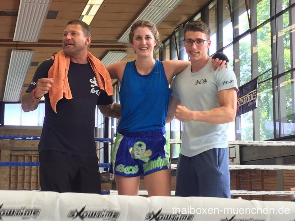 Sieger auf der deutschen ISKA Meisterschaft 2015
