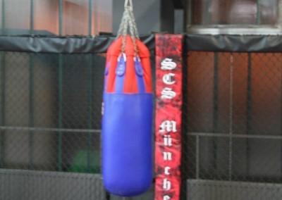Sandsäcke TWINS - blau/rot