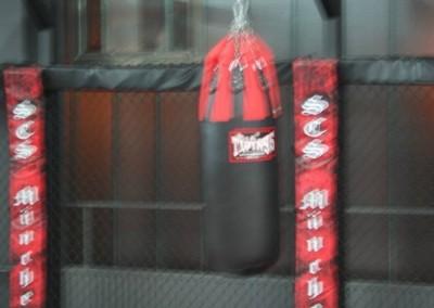 Sandsäcke TWINS schwarz/rot