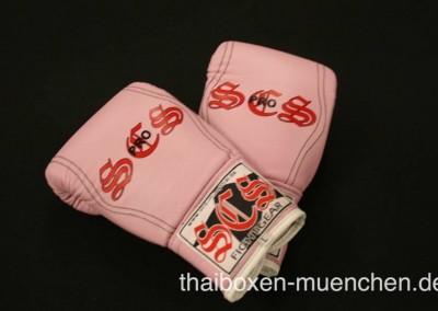 Sandsackhandschuhe - rosa