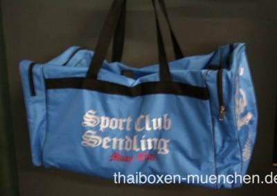 Sporttasche - blau