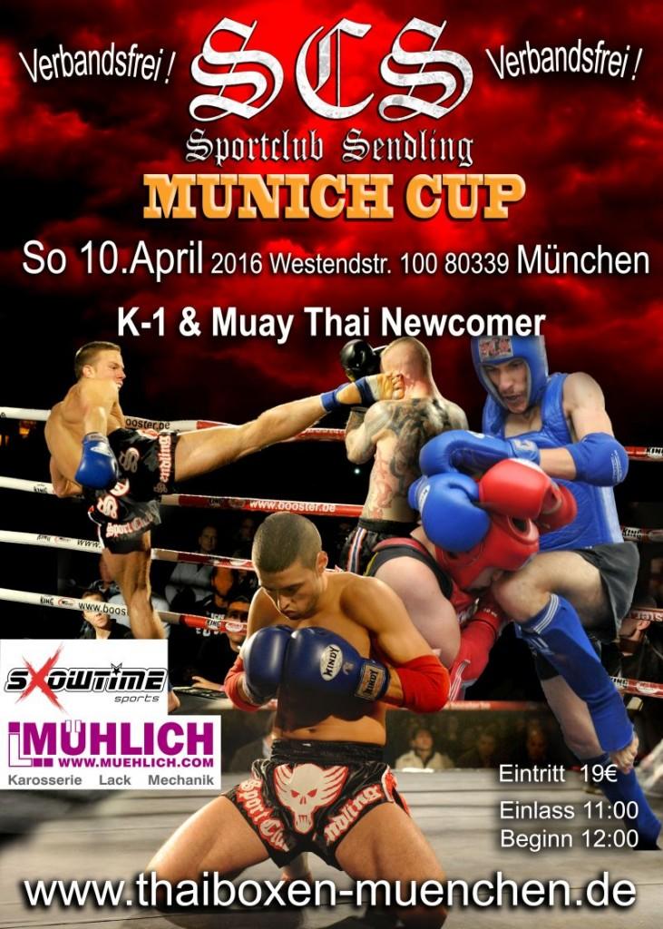 SCS Munich Cup 2016