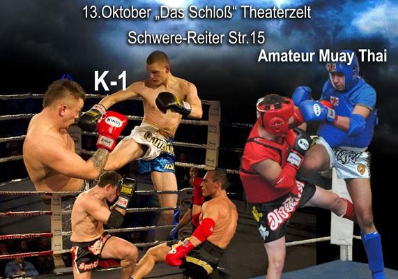 Muay Thai Fightnight im Jahr 2012