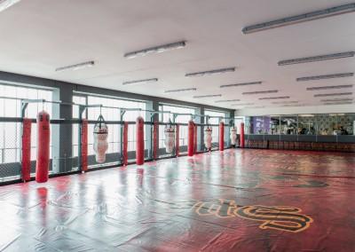 Kampfsportstudio in München
