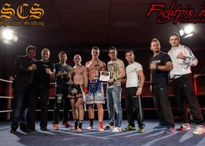 Bild der SCS Fight Night 2013