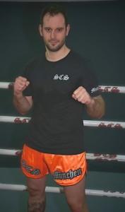 Personal Trainer im SCS Michel Celar