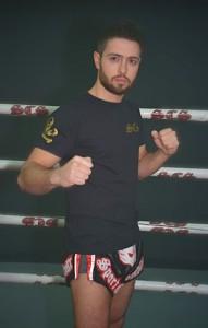 Trainer für Muay Thai Giovanni del Sole