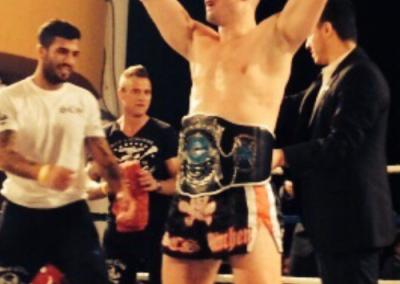 Kampfsport Sieger 2015 Markus Meyer vom SCS München