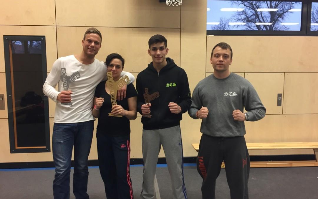 Süddeutsche Kampfsport Meisterschaft 2015
