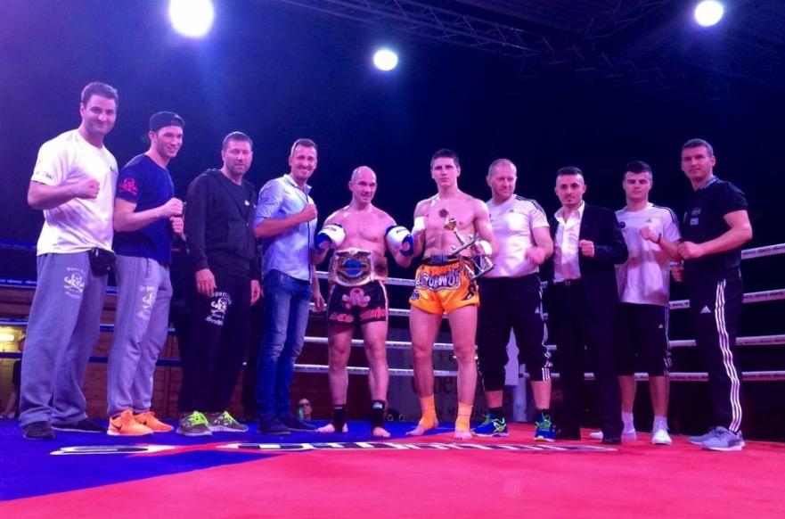 Markus wird ISKA Europameister