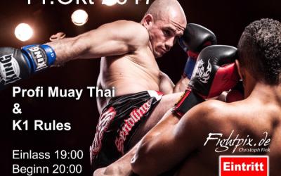 (fällt aus!!) SCS Fight Night 2017 – Profi Muay Thai & K-1 Kämpfe