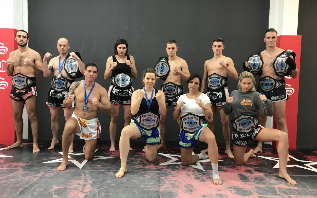 SCS Muay Thai Wettkämpfer und Trainer