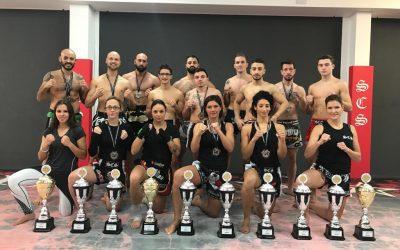 Deutsche ISKA Amateur Meisterschaft 2018 – Würzburg Leinfeld