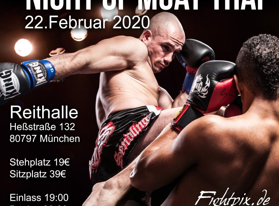 SCS Fight Night 2020